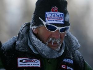 Winner of the Montane Yukon Arctic Ultra 2015